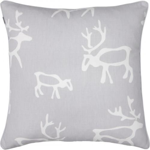Pentik Saaga Grey Throw Pillow