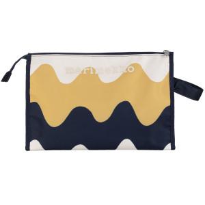 Marimekko Pikku Lokki Navy / Beige Media Cosmetic Bag