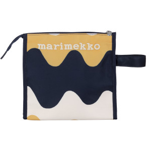 Marimekko Pikku Lokki Navy / Beige Cosmetic Bag