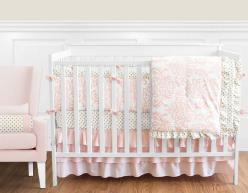 Amelia 9 Piece Crib Bedding Collection
